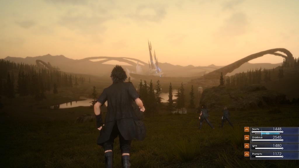 Final Fantasy XV - Episode Duscae