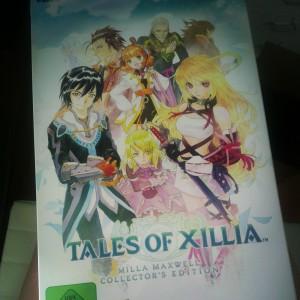Tales of Xillia (Milla Maxwell Collector's Edition)